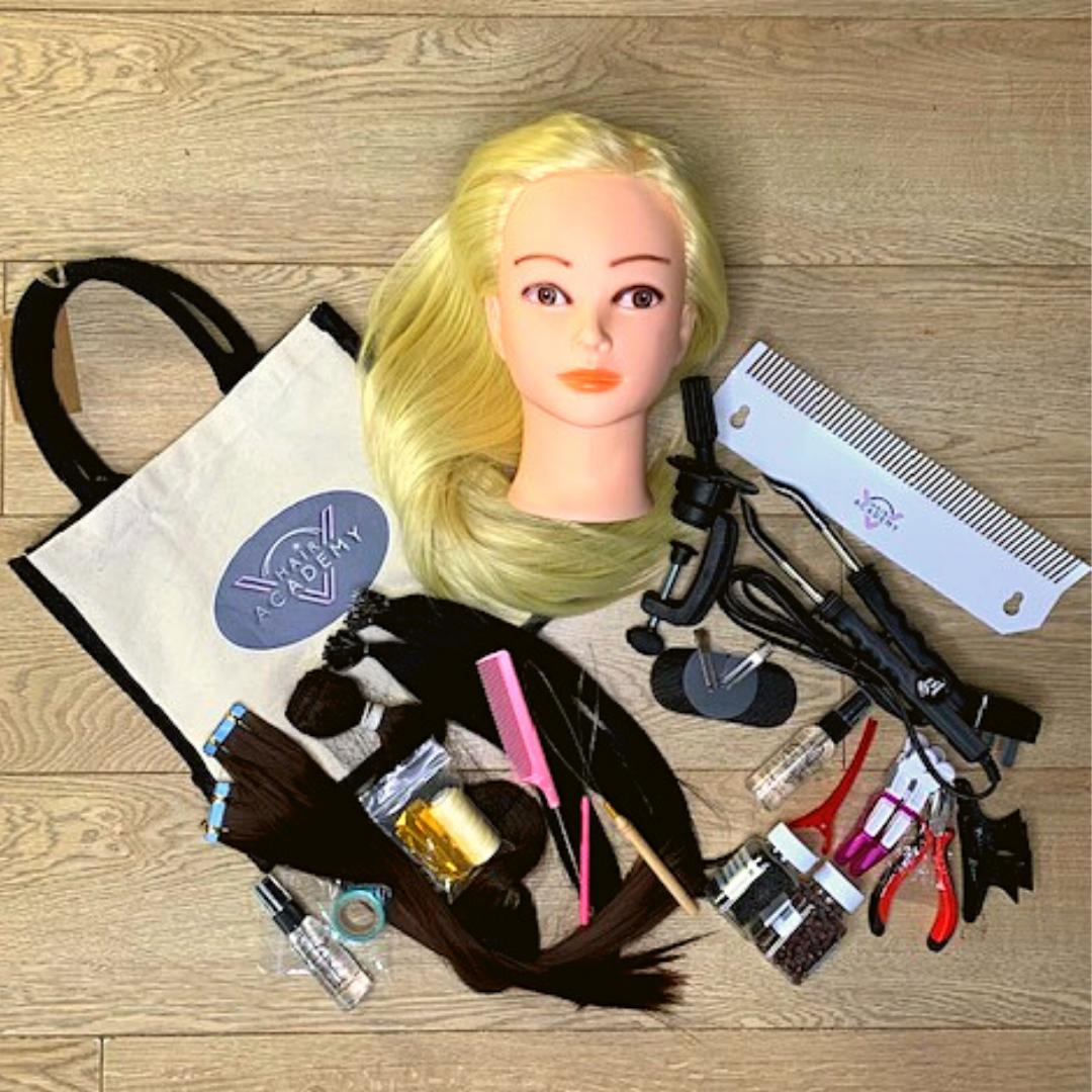 hair extension kit