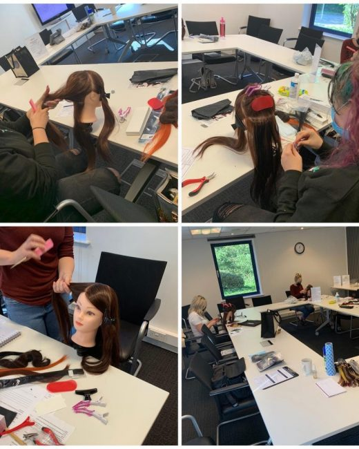hair extension course cardiff