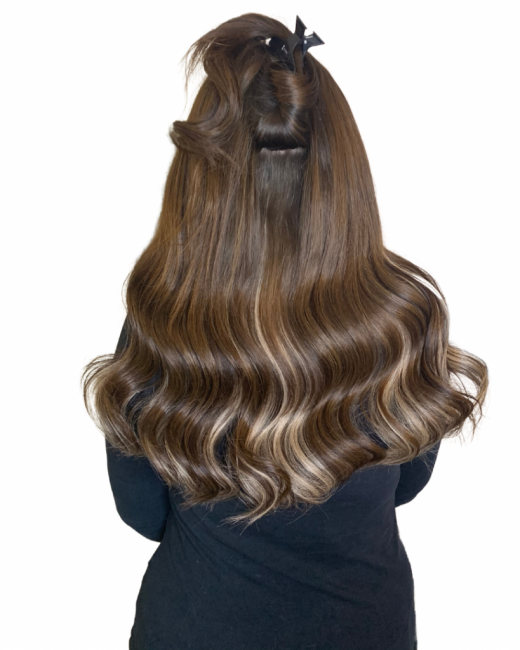 invisible weave course